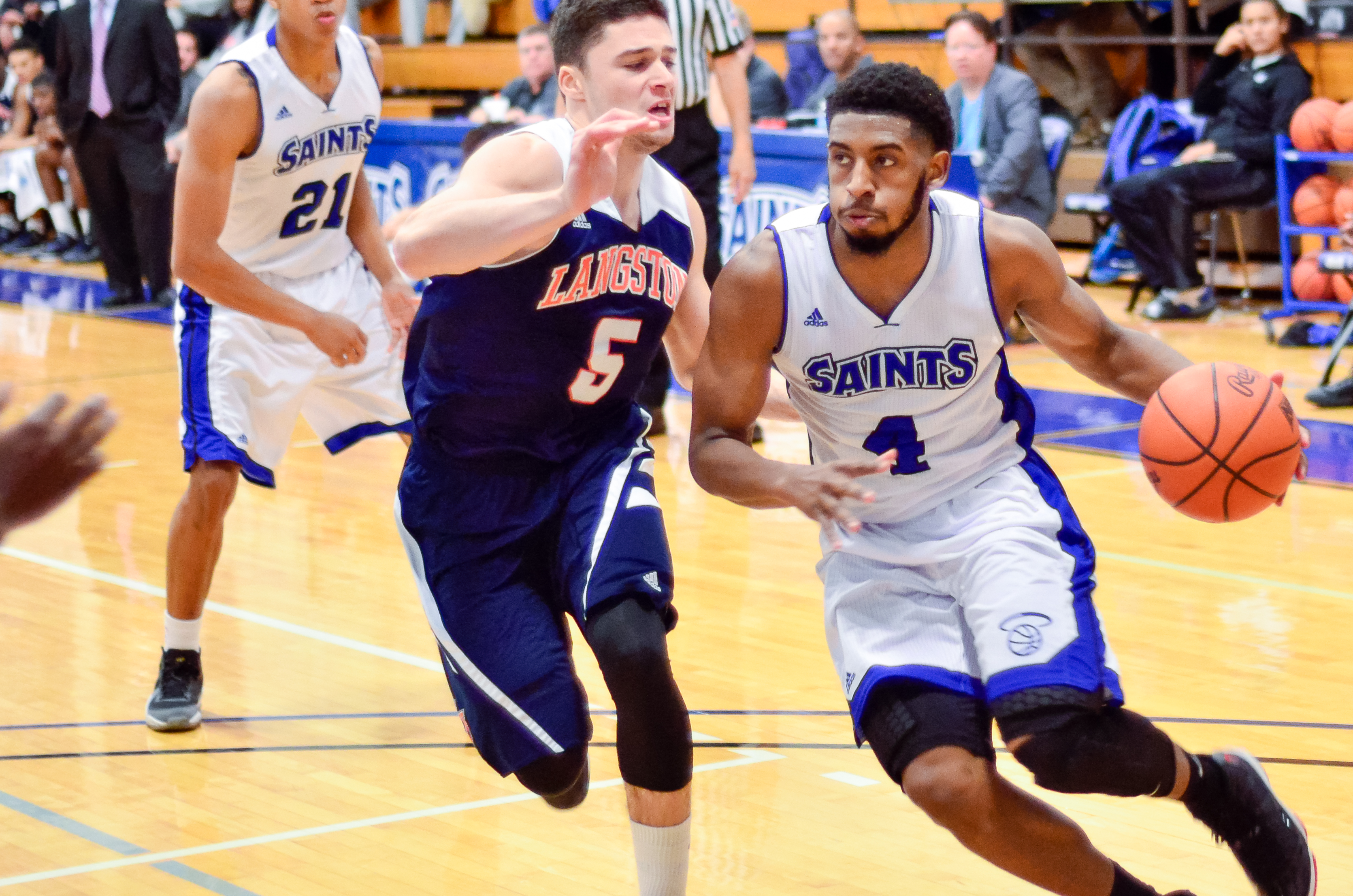 Our Lady of the Lake University Men's Basketball – OLLU